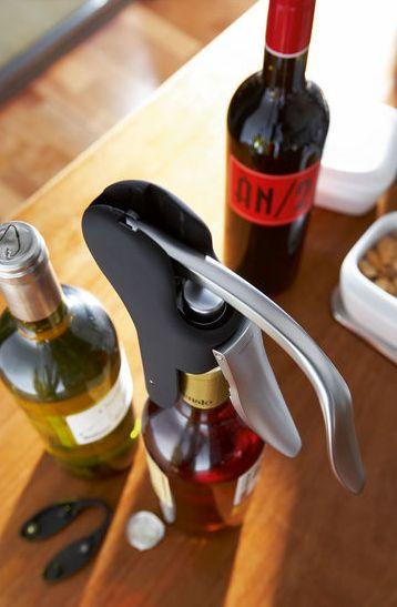 blomus foilcutter corkscrew wine
