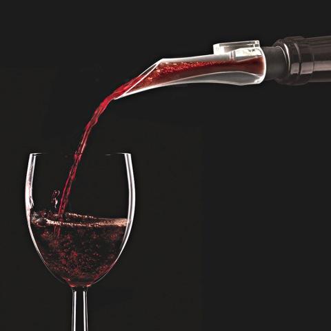 vinoair premier wine aerator