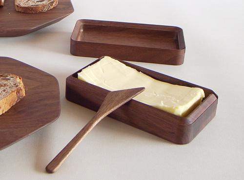 kakudo butter dish Oji & Design