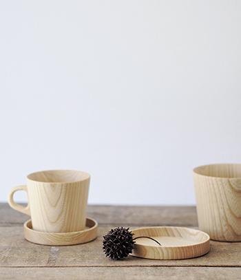 Kami Schale Tea Coffee Set by Oji & Design