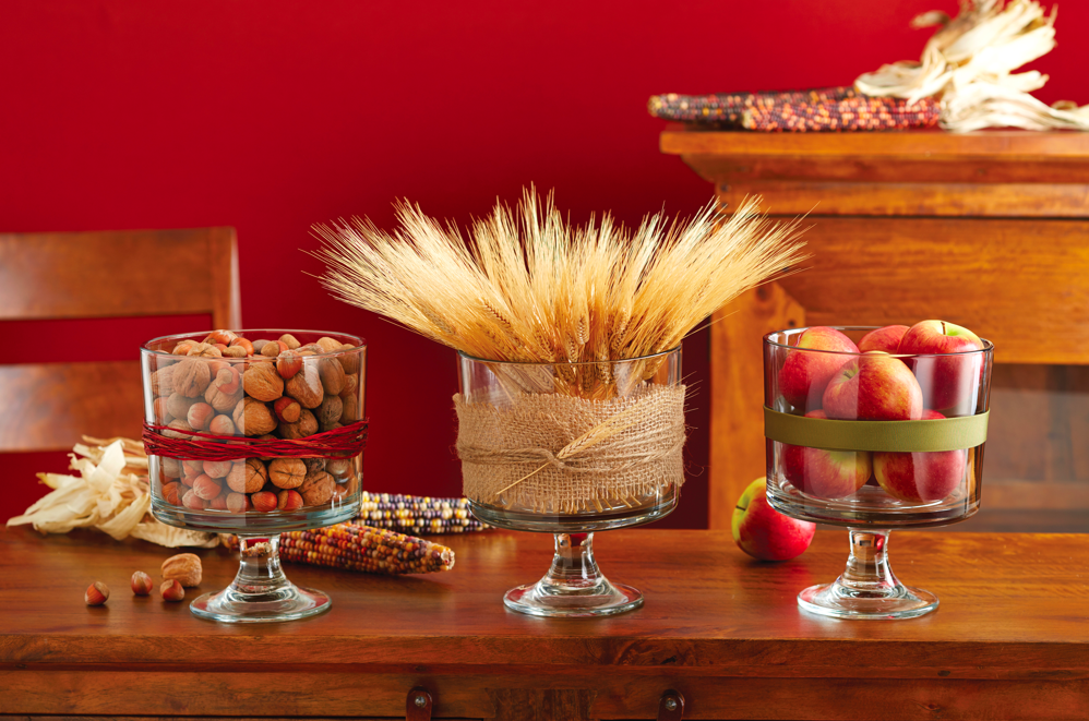 DIY Centerpieces For Fall And Thanksgiving Dinners HOME