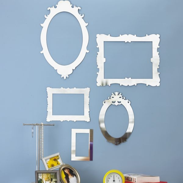 Frama Mirrored Wall Frames