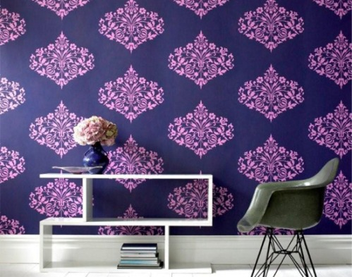Radiant Orchid in homes