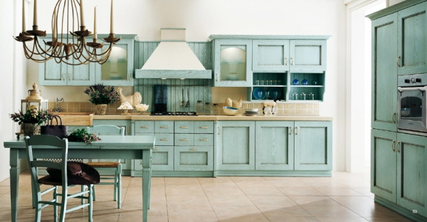 Spring Color Kitchen