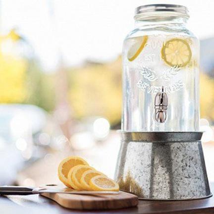 Oasis Beverage jar