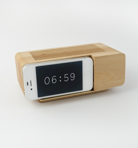 Areaware Alarm Dock for iPhone
