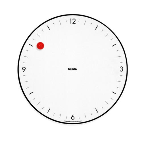 Timesphere Clock MoMA