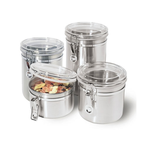 Clamp Canister Set