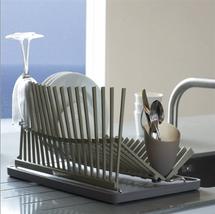 High and Dry Dish Drainer