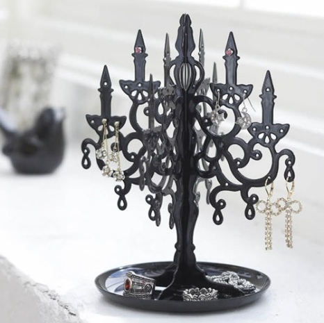 Chandelier Accessory Stand Jewelry Holder