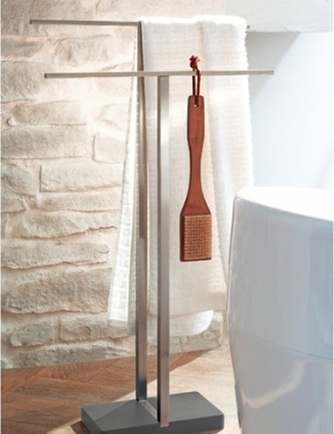 Stainless Steel Towel Holder Bar Rack