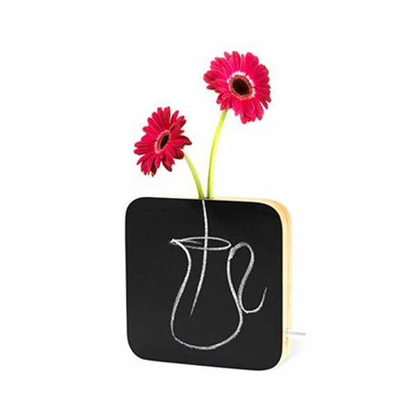 MoMA Chalkboard Vase