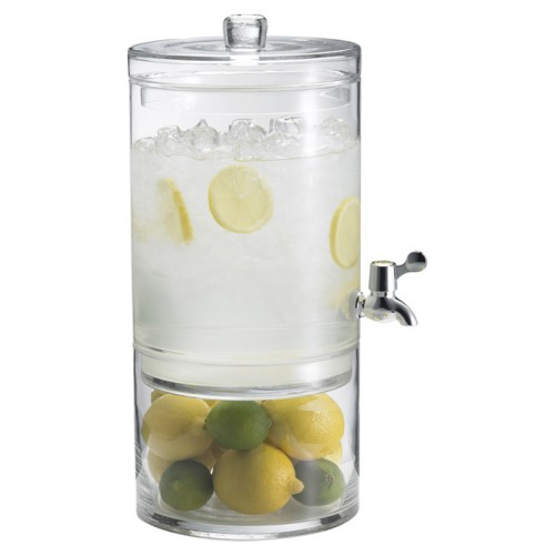 Artland 2 Part Beverage Jar